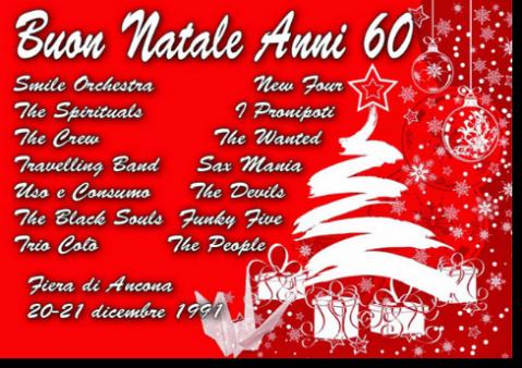 Buon Natale Anni 60.Buon Natale Anni 60 Circomax